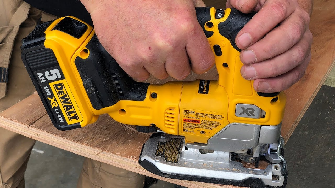 Top 5 Dewalt Jigsaws Comparison