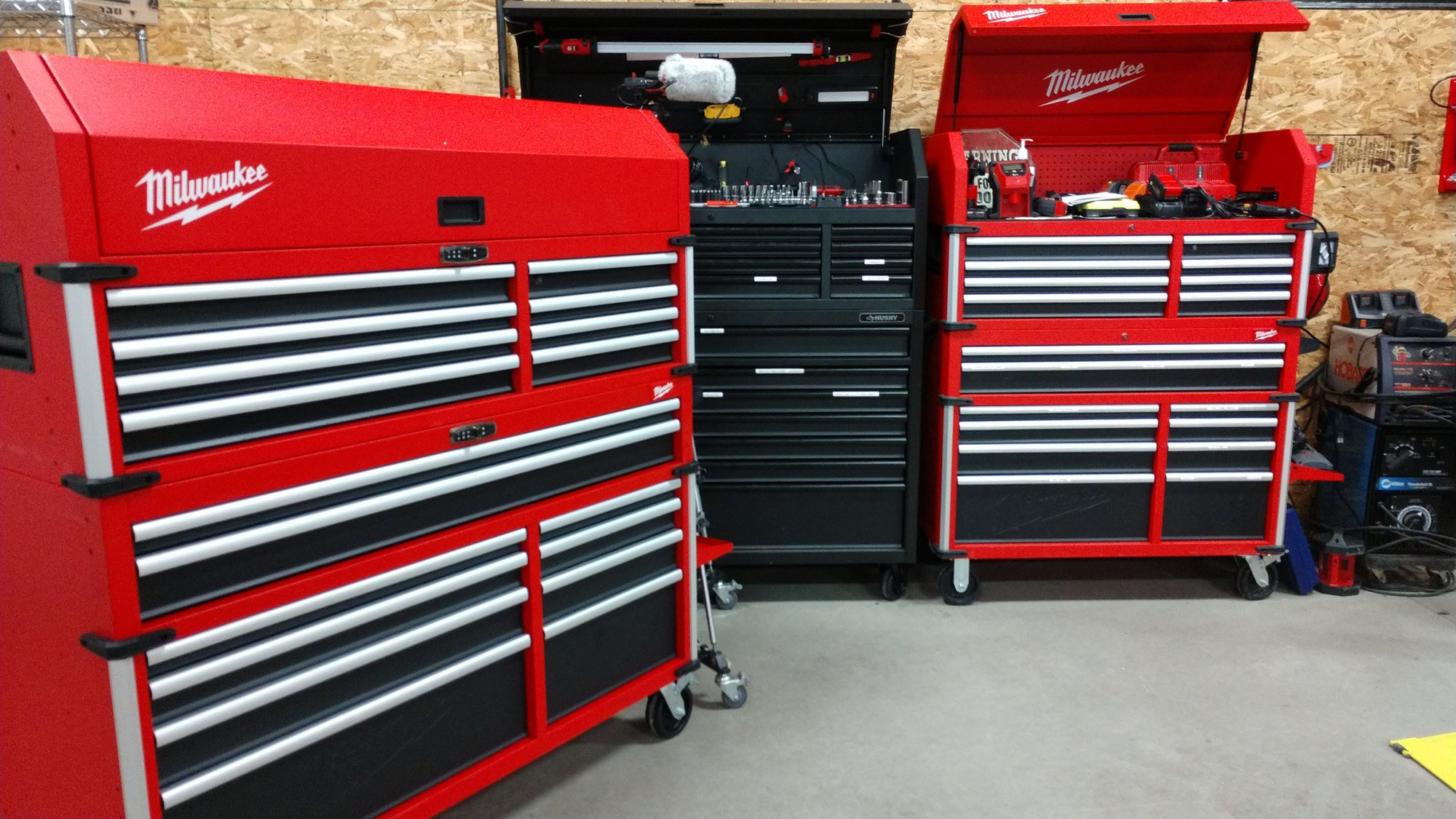 Best Milwaukee Tool Chests Comparison
